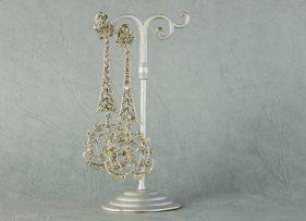 pendientes-novia-vintage-plata-alhambra-largo (2)