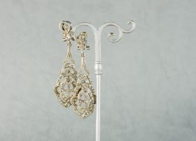 pendientes-novia-vintage-plata-luz (2)