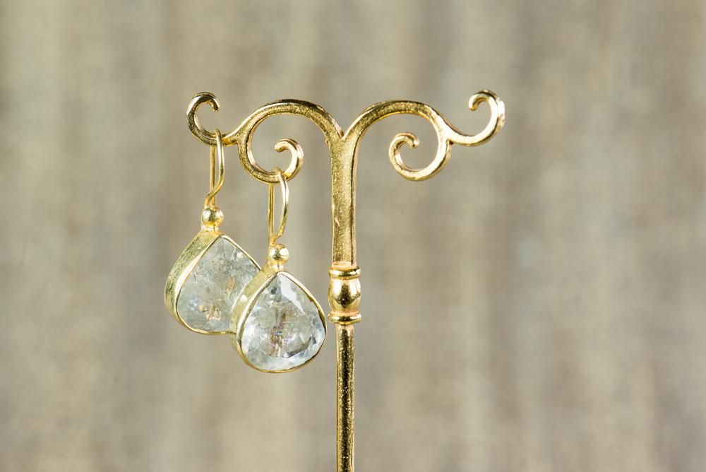 Pendientes charlotte aguamarina l pez linares for Lin s jewelry agana guam