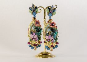 pendientes-vintage-cristal swarovski-loma (2)