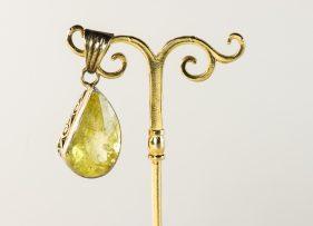 colgante-plata-dorada-vintage by lopez linares-citrino (3)