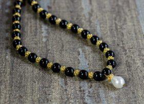 collar-vintage-plata-dorada-el retorno de judith (1)