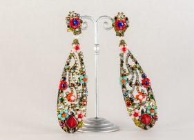 pendientes-vintage-cristal swarovski-galatea (3)