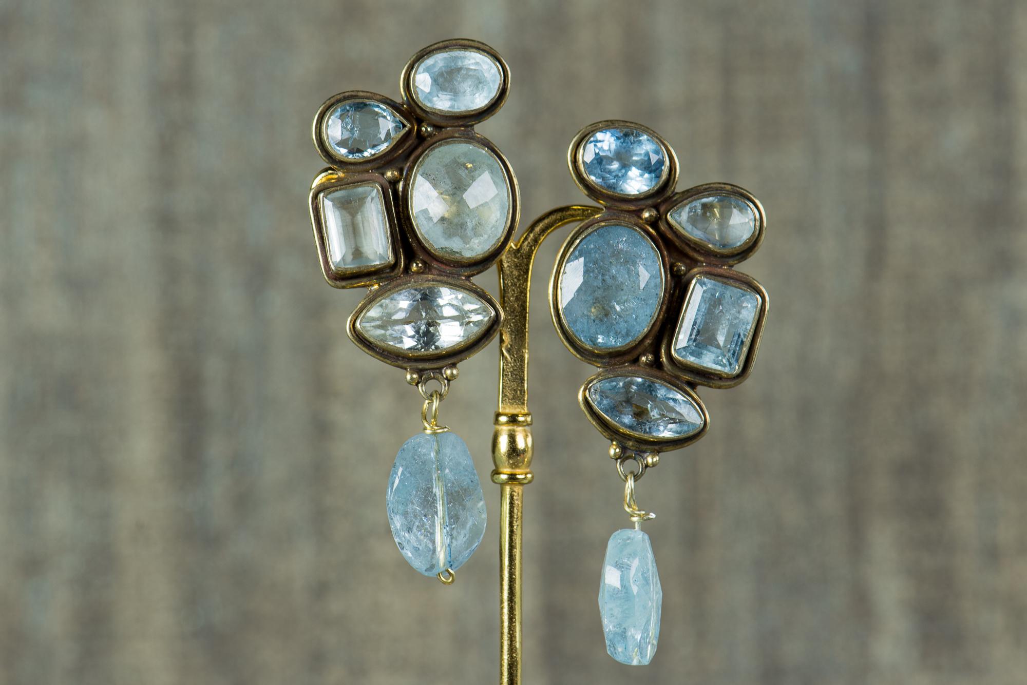 Pendientes eli clip l pez linares for Lin s jewelry agana guam