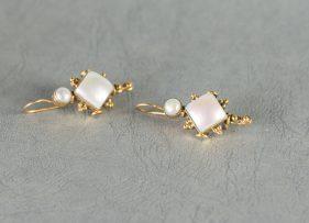 pendientes-plata-dorada-vintage by lopez linares-alemet (3)