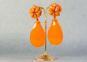 pendientes-swarovski-vintage by lopez linares-noria-naranja (2)