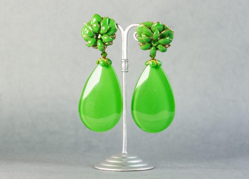 pendientes-swarovski-vintage by lopez linares-noria-verde (2)