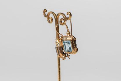 Pendientes Lucrecia de Panciatichi de Bronzino